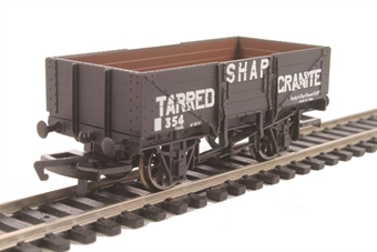 R6750 5 Plank Wagon 'Shap Tarred Granite'