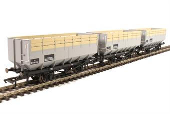 R6783 BR 20 Ton Coke Hopper Wagons - Three Wagon Pack