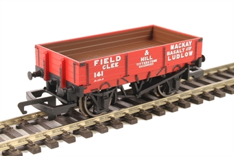 "R6804 Three plank open wagon ""Field and Mackay, Ludlow"""