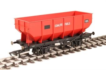 """R6808 21 ton hopper wagon """"Coalite Fuels"""""""