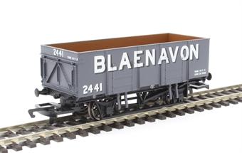 "R6842 21-ton steel mineral wagon ""Blaenavon"""