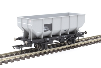 R6843 21-ton HTO steel hopper E306716 in BR grey
