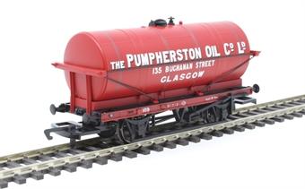 """R6855 20 ton tank wagon """"Pumpherston Oil Co., Glasgow"""""""