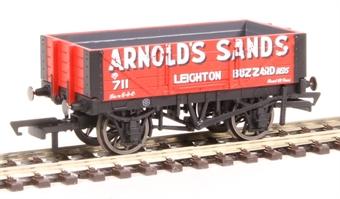 "R6862 4-plank open wagon ""Arnolds Sands, Leighton Buzzard"""