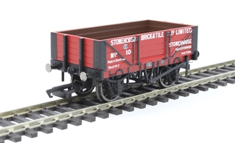 "R6864 4-plank open wagon ""Stonehouse Brick & Tile Co."""