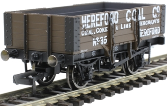 """R6901 5-plank open wagon """"Hereford Coal Company"""""""