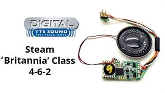 R7143 TTS digital sound decoder - Class 7MT 'Britannia'