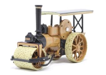R7153 Fowler Steam Roller - SkaleAuto Range