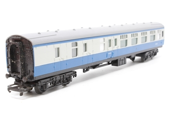 R728A-PO13 B.R Brake Second Class Coach 35024 - Pre-owned - Like new - imperfect box