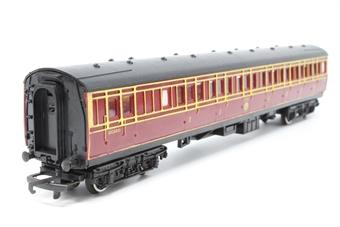 R748-PO04 L.M.S. Brake Composite Coach 2640 - Pre-owned - incorrect box