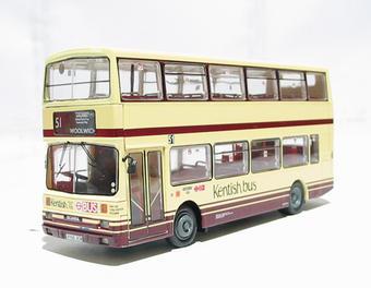 "R807 Scania Alexander R type d/deck bus ""Kentish Bus"" £9"