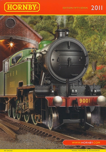R8143 Hornby 2011 Catalogue (57th Edition)
