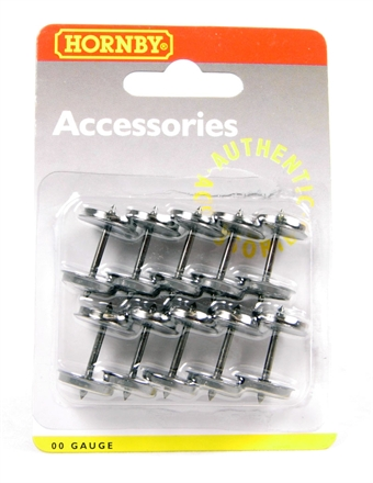 R8218 14.1 mm coach wheels (pack of 10) £8