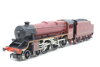 R842-PO14 Class 5 4-6-0 4657 in LMS Maroon - Pre-owned - Poor runner, imperfect box