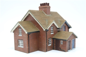 R8563-PO04 Springside Cottages - Skaledale Range - Pre-owned - imperfect box