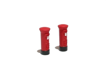 R8579 Pair of Pillar Boxes - Skaledale Range