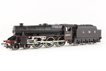 R858 Class 5 4-6-0 5241 in LMS Black