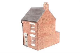 R9856 Left-Hand Mid Terraced House - Based on R8621