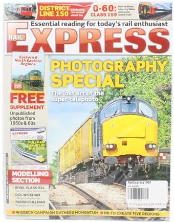 RailExpress1904 Rail Express magazine - April 2019