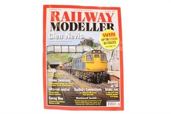 RailwayModeller1801 Railway Modeller Magazine - January 2018 Issue