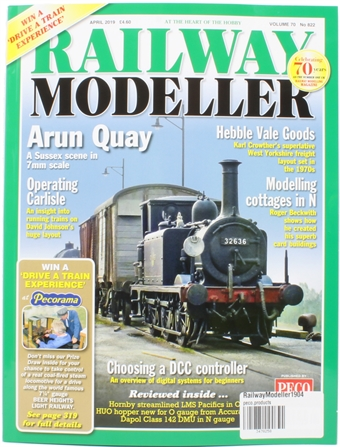 RailwayModeller1904 Railway Modeller - April 2019