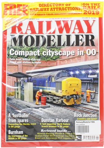 RailwayModeller1906 Railway Modeller magazine - June 2019