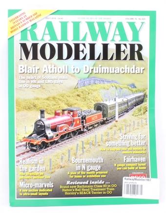 RailwayModeller1907 Railway Modeller - July 2019