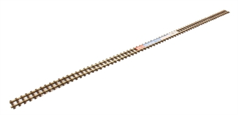 SL-500 Wooden sleeper type track 1 yard length