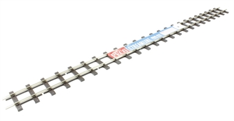 SL-600 Wooden sleeper type flexitrack - 914mm (36in)