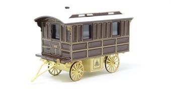 SP140 Showmans Living Caravan £12.50