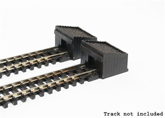 ST-8 2 setrack buffer stops
