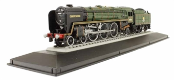 "ST97704 BR 4-6-2 Britannia Class ""Charles Dickens"" 70033 Static model"