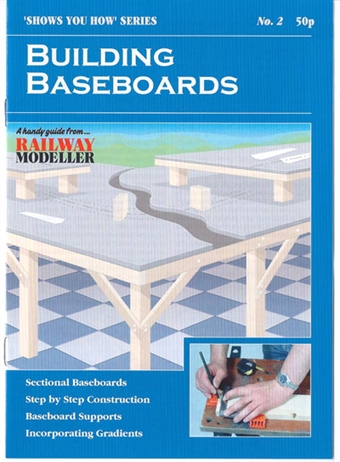 "SYH02 Booklet - ""Shows You How"" Series - Building Baseboards £0.50"