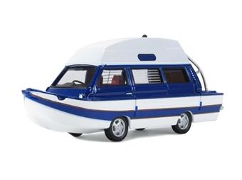 TG01 Top Gear Channel Crossing Damper Van