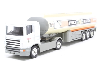 TY86602-PO04 Scania 4 Series & Fuel Tanker – Esso - Pre-owned - Like new - Imperfect box