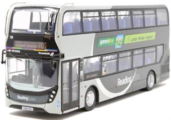 """UK0062 ADL Enviro400 MMC - """"Reading Buses Greenline"""""""