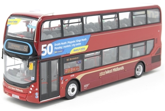 "UK6502 ADL Enviro400 MMC - ""National Express West Midlands"""