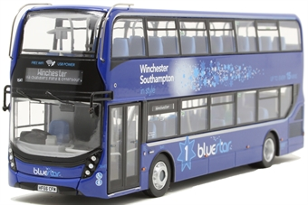 """UK6507A ADL Enviro400 MMC - """"Bluestar"""""""