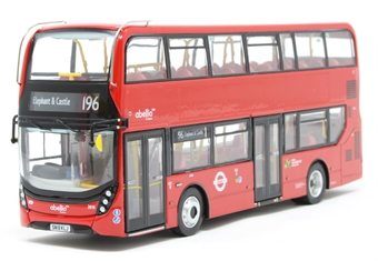 "UK6509 ADL Enviro400 MMC - ""Abellio London"""