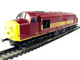"V2019 Class 37/4 37427 ""Bont Y Bermo"" in EWS livery"