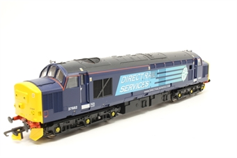 V2082-PO03 Class 37/5 37682 Direct Rail Services - Pre-owned - DCC fitted, replacement box