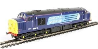V2082 Class 37/5 37682 Direct Rail Services