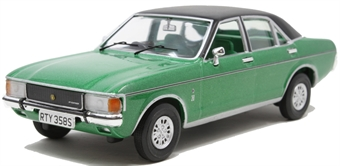 VA05212 Ford Granada Mk1 3.0 Ghia, Jade Green