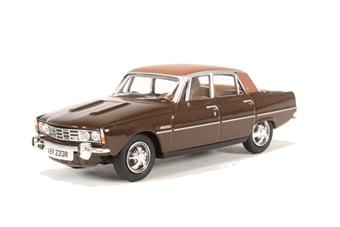 VA06519 Corgi 60th - Rover P6 3500 VIP, Brasilia