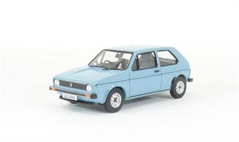 VA12008 Volkswagen Golf Mk1 (Series 1) 1.1, Miami Blue