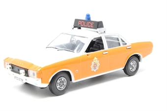 """VA55000-PO02 Ford Consul 3000GT """"Lancashire Constabulary"""" police car - Pre-owned - Minor glue marks on wing mirror"""