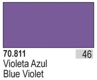VAL811 Model Color - Blue Violet