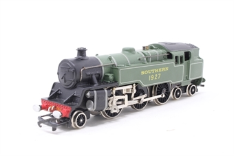 W2245-PO02 Class 4MT 2-6-4T 1927 in SR Green - Pre-owned - poor runner
