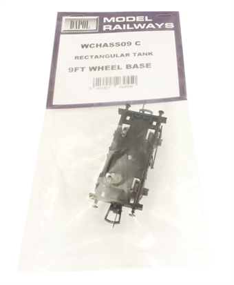 WCHASS09C 9ft wheelbase chassis for rectangular tank