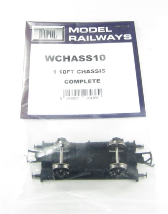 Wchass10 10 foot wagon chassis